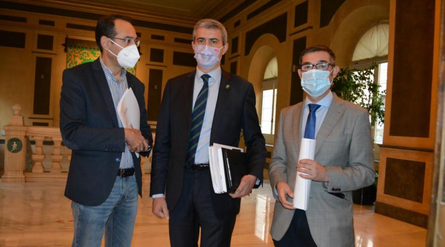 Diputación: Los planes de inversión municipal a principios de año