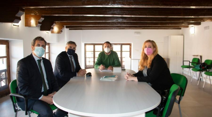 Consuegra: Apoyo a empresas del municipio