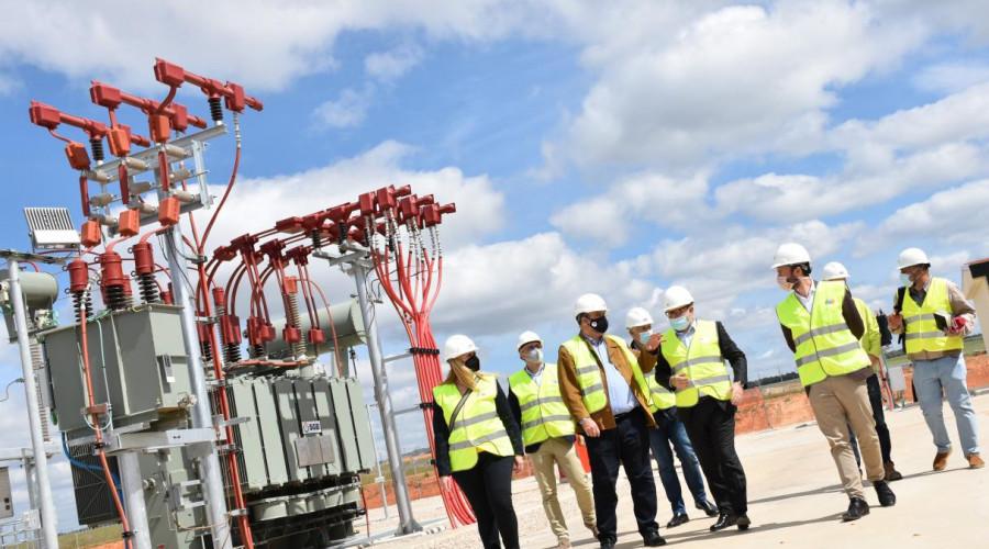 Proyectos de energías renovables para más de 1.100 MW