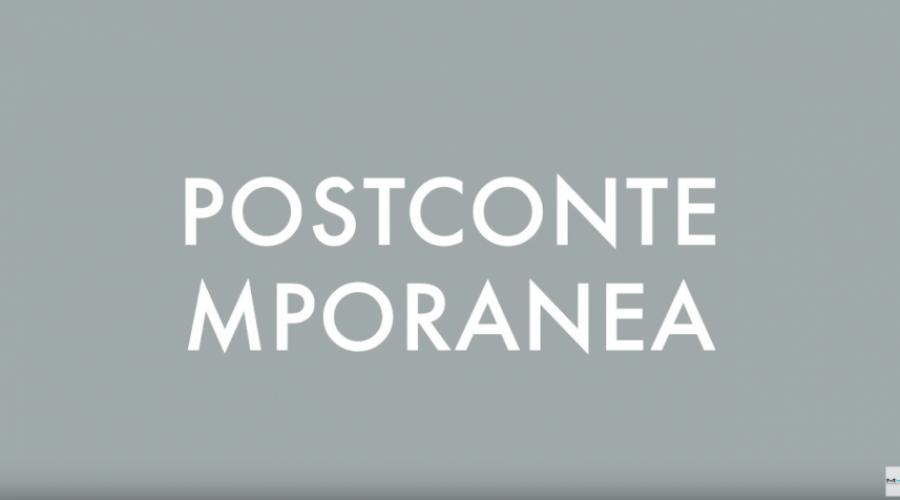 POSTCONTEMPORÁNEA DOMINGO 00:00HS.