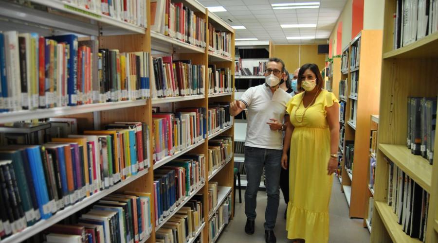 Ayudas a la renovación y mejora de bibliotecas municipales